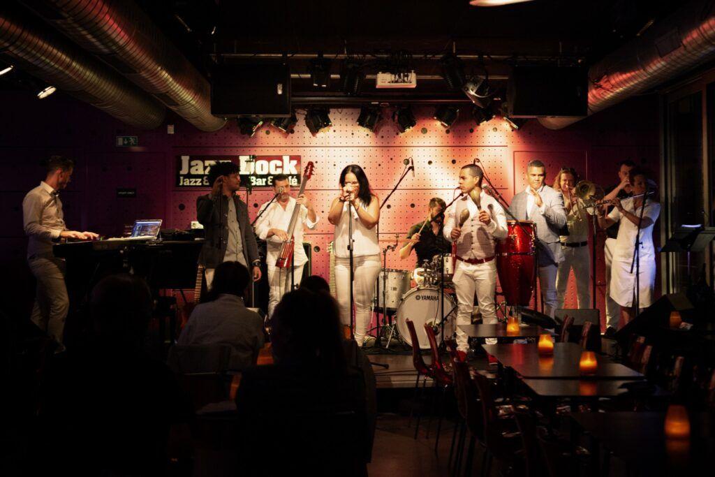 Mezcla Cubana JazzDock 01