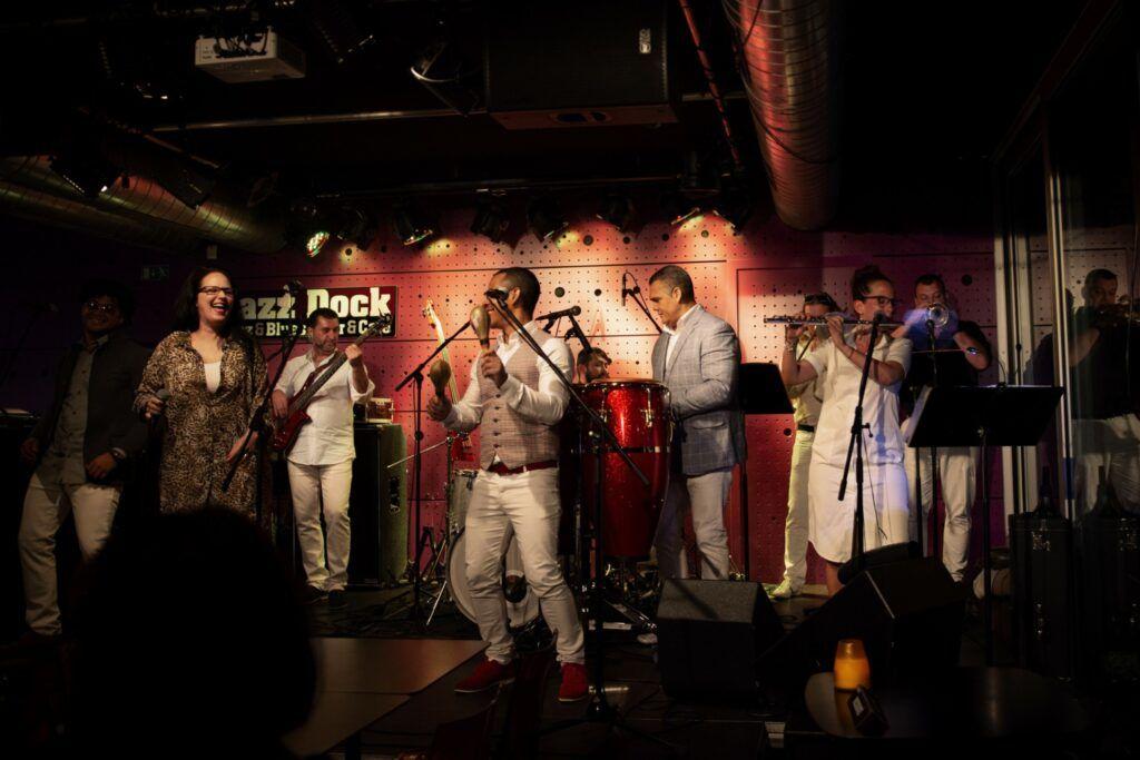 Mezcla Cubana JazzDock 02