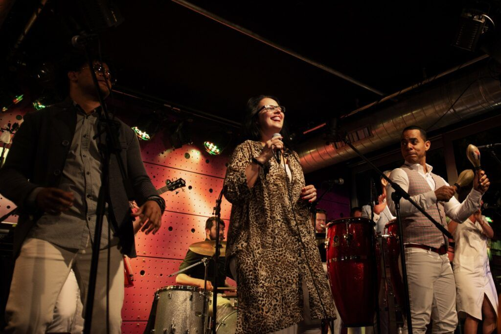 Mezcla Cubana JazzDock 03