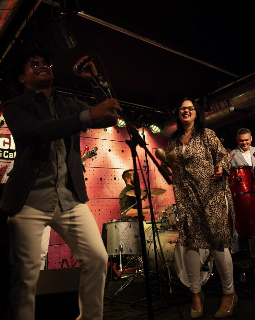 Mezcla Cubana JazzDock 04