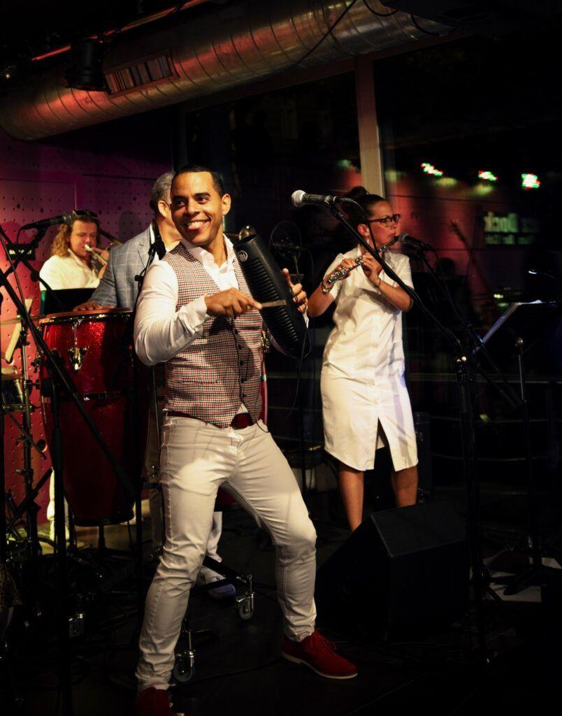 Mezcla Cubana JazzDock 05