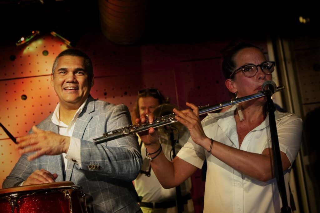 Mezcla Cubana JazzDock 07