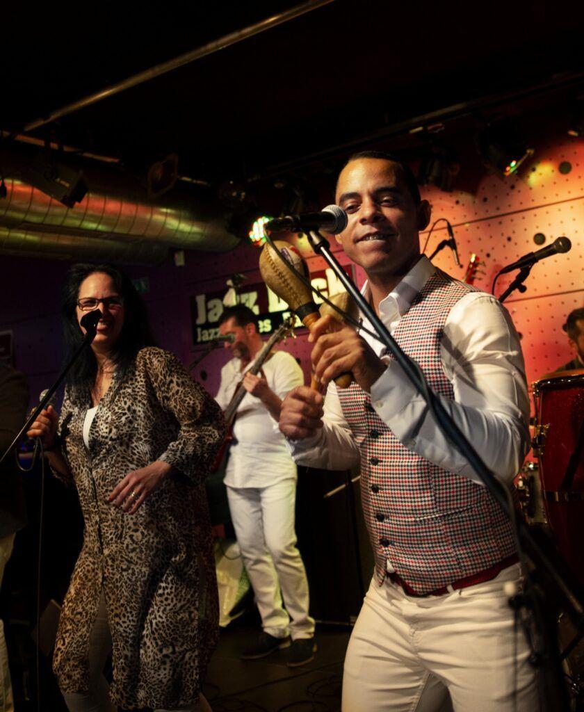Mezcla Cubana JazzDock 08