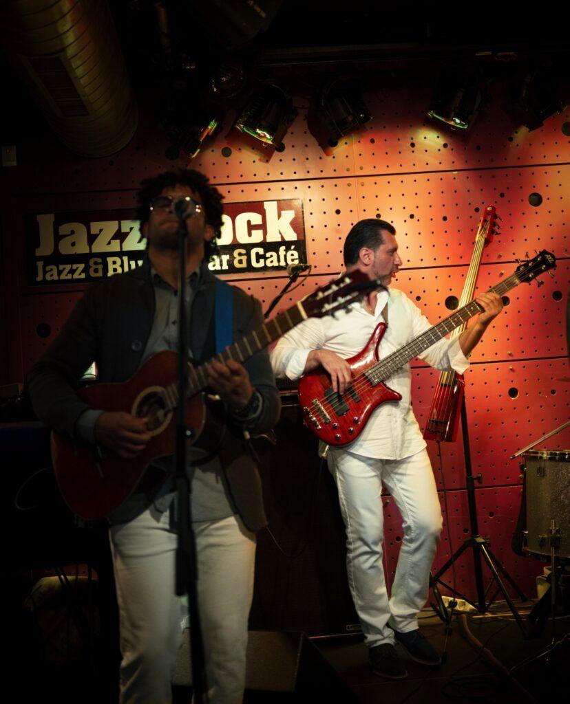 Mezcla Cubana JazzDock 09