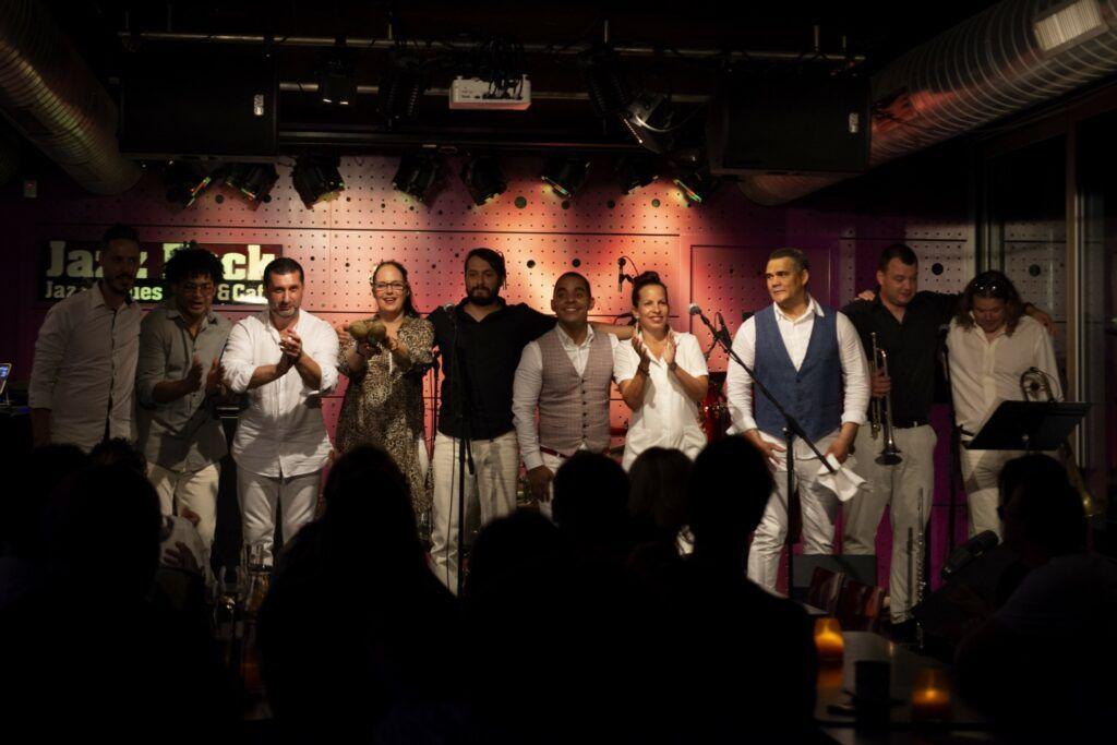 Mezcla Cubana JazzDock 11
